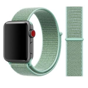 NEW[BAND] Marine Green Strap Loop For Apple Watch